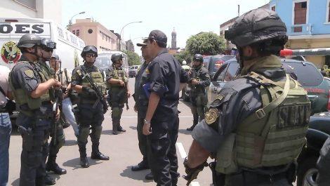 Detienen a tres venezolanos que robaban antes de iniciar la cuarentena