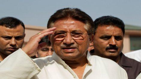 Condenan a muerte por alta traición a ex presidente de Pakistán