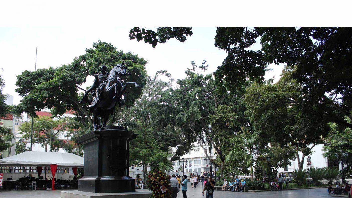 Habrá concierto de fin de año en la Plaza Bolívar de Caracas