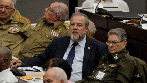 Díaz Canel nombra a ex ministro de Fidel como nuevo primer ministro