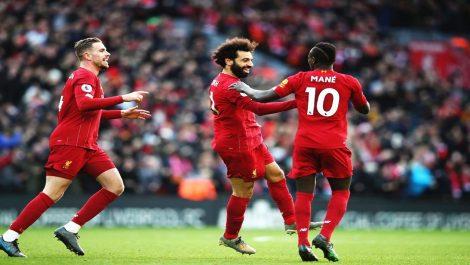 Liverpool derrota al colista de la Premier