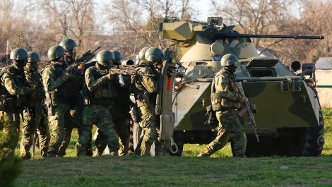 Llegan soldados rusos a territorio pemón