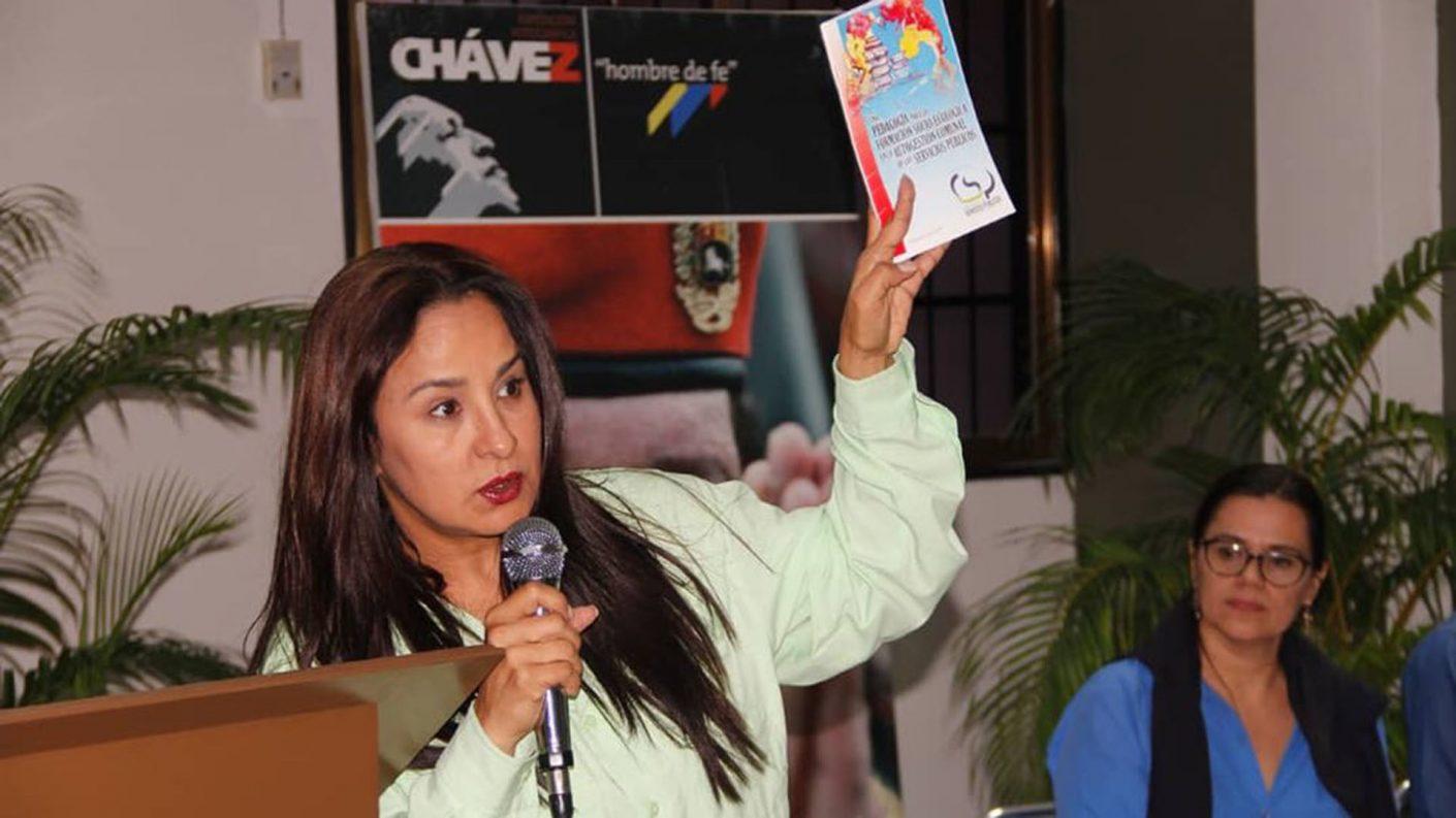 Stella Lugo: de Falcón a Buenos Aires pasando por Los Roques