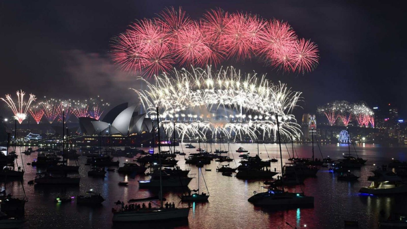Sydney será la única ciudad de Australia que tendrá espectáculo de fuegos artificiales el 31 de diciembre