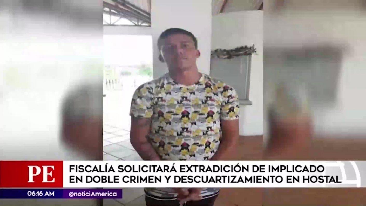 """Capturado Alias """"Machelo"""" Acusado De Asesinato Y"""