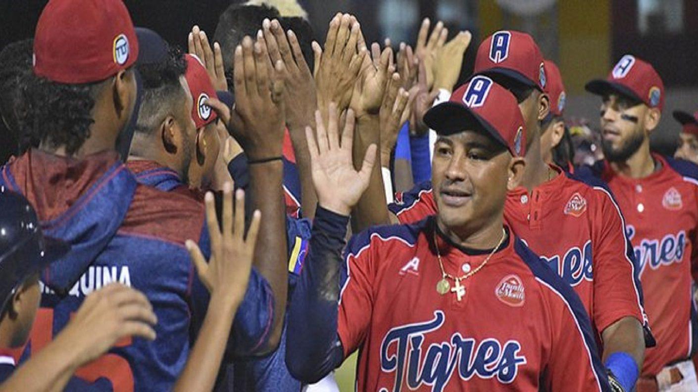 Tigres de Aragua se aferra a la postemporada