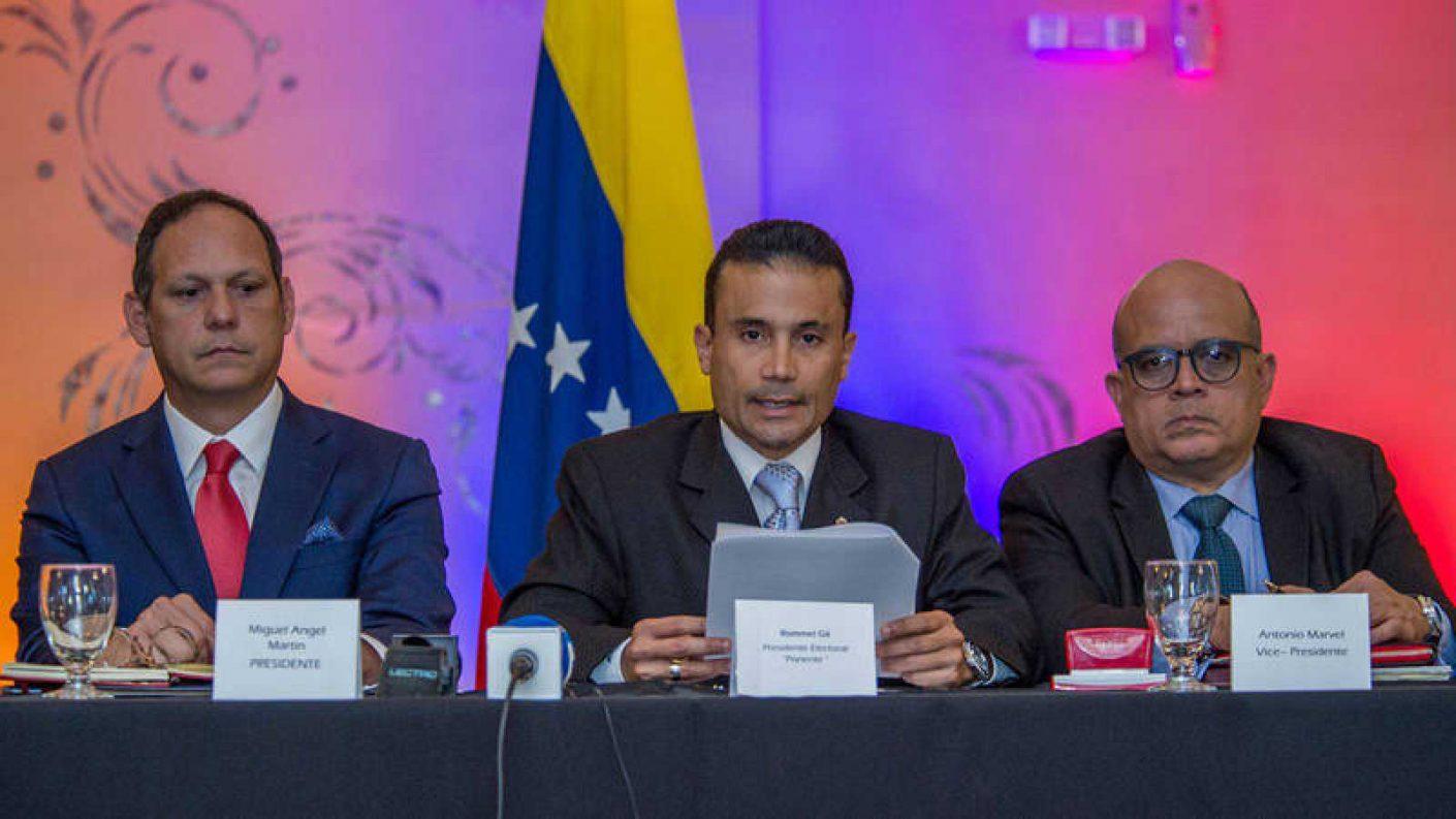 Conflicto interno en TSJ en el exilio: desconocen nueva Junta Directiva