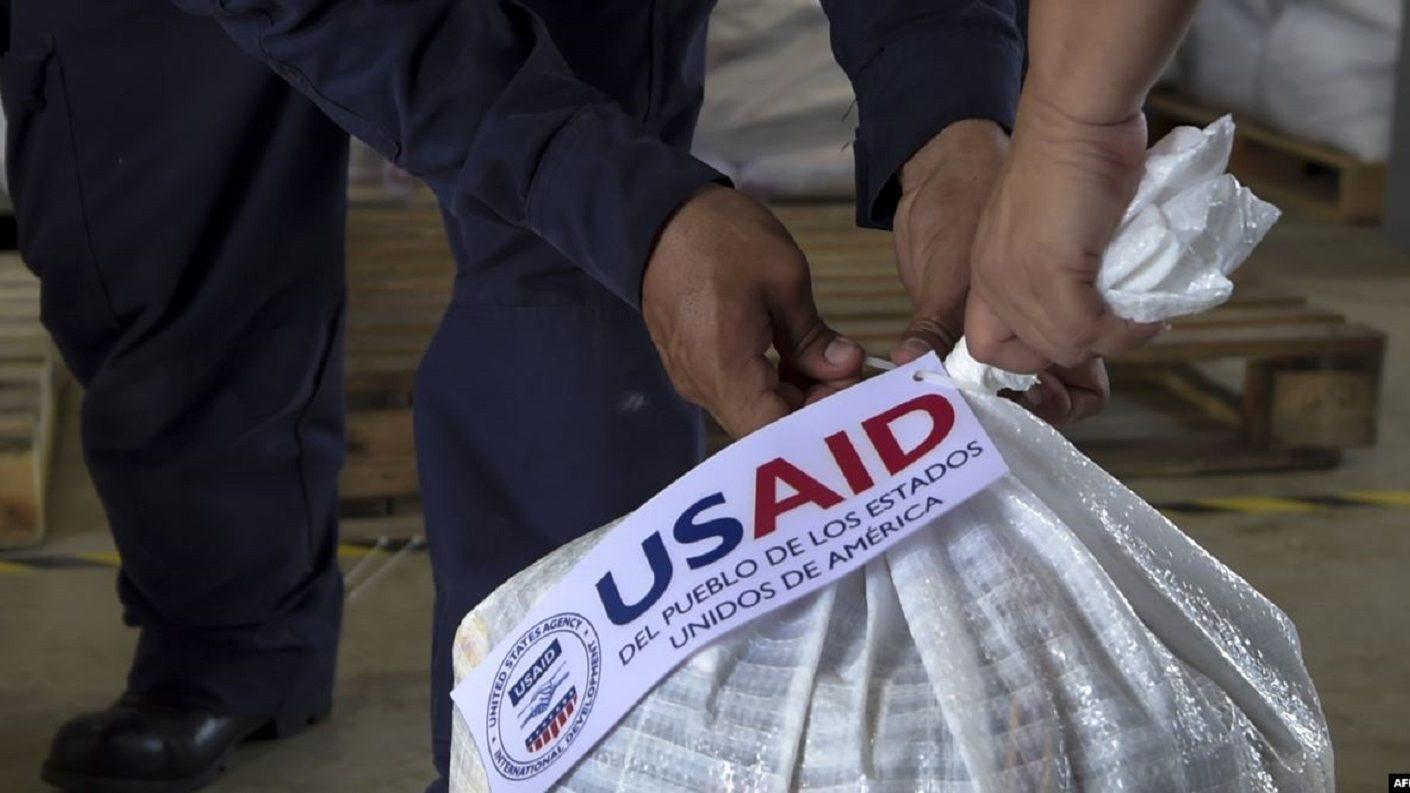 Despacho de Guaidó no ha manejado dinero de Ayuda Humanitaria: USAID