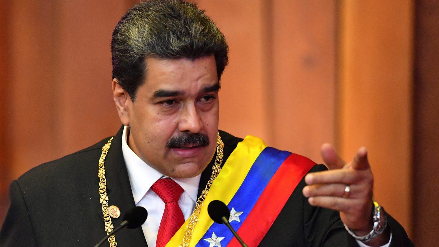 Maduro aseguró que está dispuesto a negociar sanciones con EEUU
