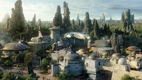 Disney presenta en Orlando su nueva atracción de Star Wars