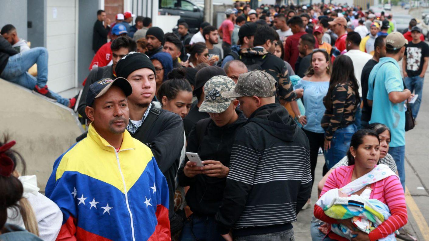 CIDH pidió no estigmatizar a los venezolanos en Perú