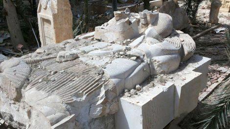 Condenado a 15 años ex cónsul italiano por traficar antigüedades en Egipto