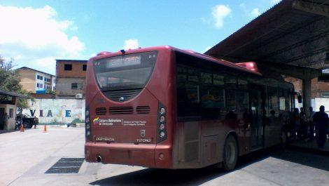 Transportistas en Aragua se declararon en emergencia