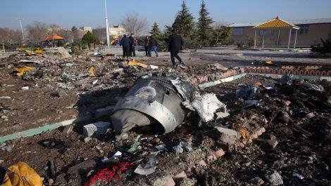 Canadá confirma que el avión ucraniano fue derribado por un misil iraní