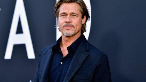 La novia de Brad Pitt está casada y su esposo bendijo la relación con el actor