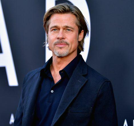 Brad Pitt habla sobre Jennifer Aniston