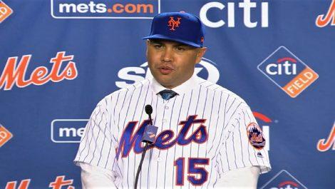 Carlos Beltrán deja de ser el manager de los Mets