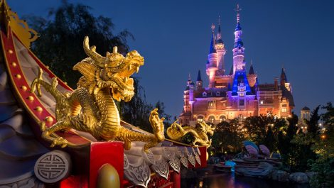 Disney en Shanghai cierra temporalmente ante contagio del Coronavirus