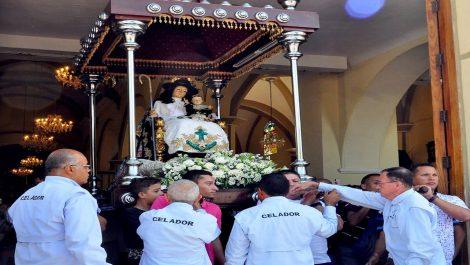 Divina Pastora saldrá en procesión sin fieles el Domingo de Resurrección