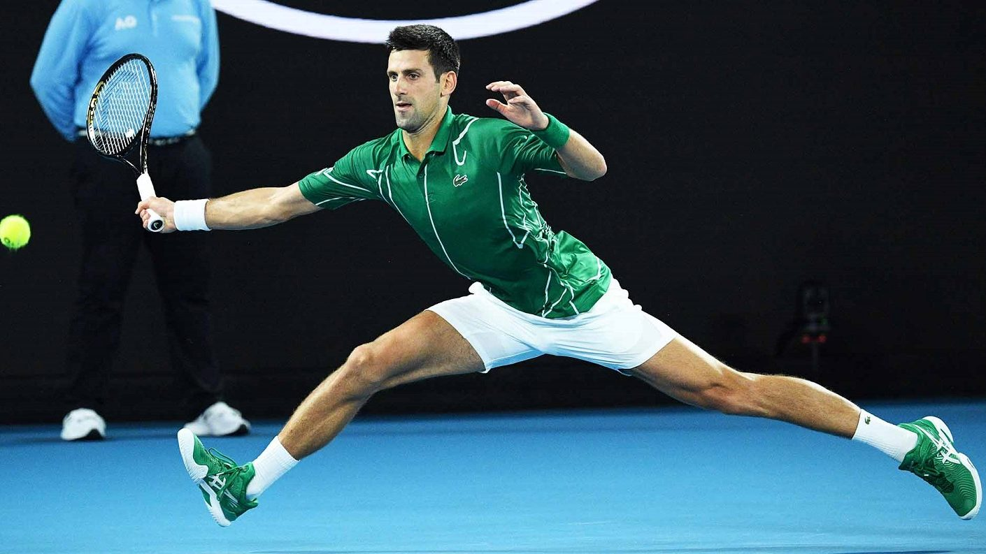 Novak Djokovic vence a Jan-Lennard Struff e ingresa en el club de las 900 victorias