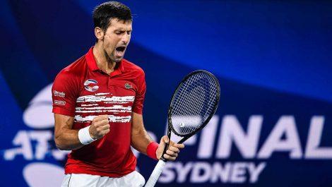Djokovic lleva a Serbia a la gloria del ATP Cup