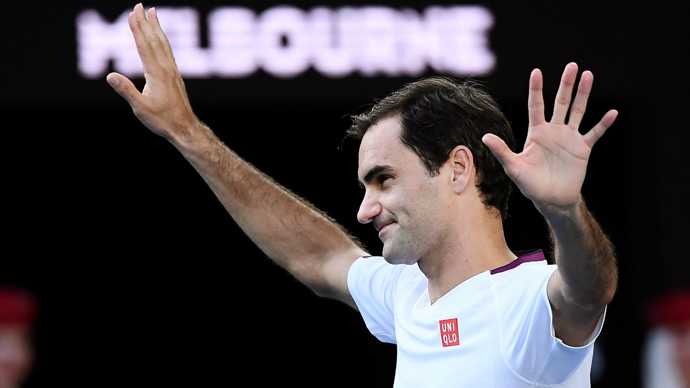 Roger Federer: «Siempre creí que podía»