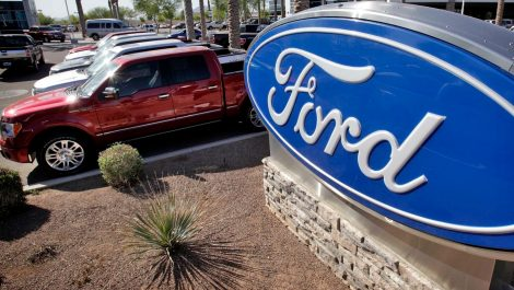 Ford apuesta por crear piezas de sus carros hechas de café y no de plástico