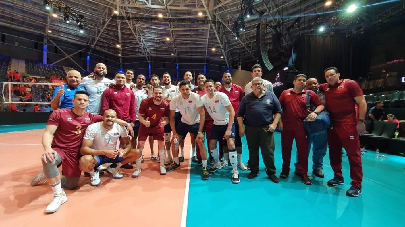 El Voleibol Masculino clasificó a Tokio 2020
