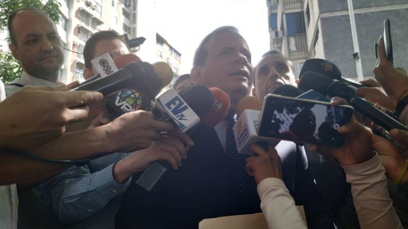 Guanipa pide acompañamiento del pueblo el #28Ene para ir a la Asamblea Nacional