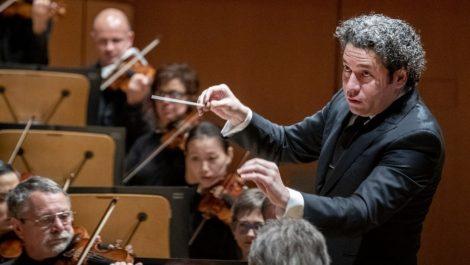 Gustavo Dudamel obtuvo su segundo Grammy con la pieza Sustain, de Andrew Norman