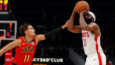 James Harden y Trae Young escriben su nombre en la historia de la NBA