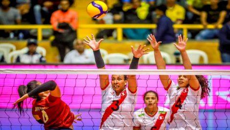 Venezuela vence a Perú en la despedida