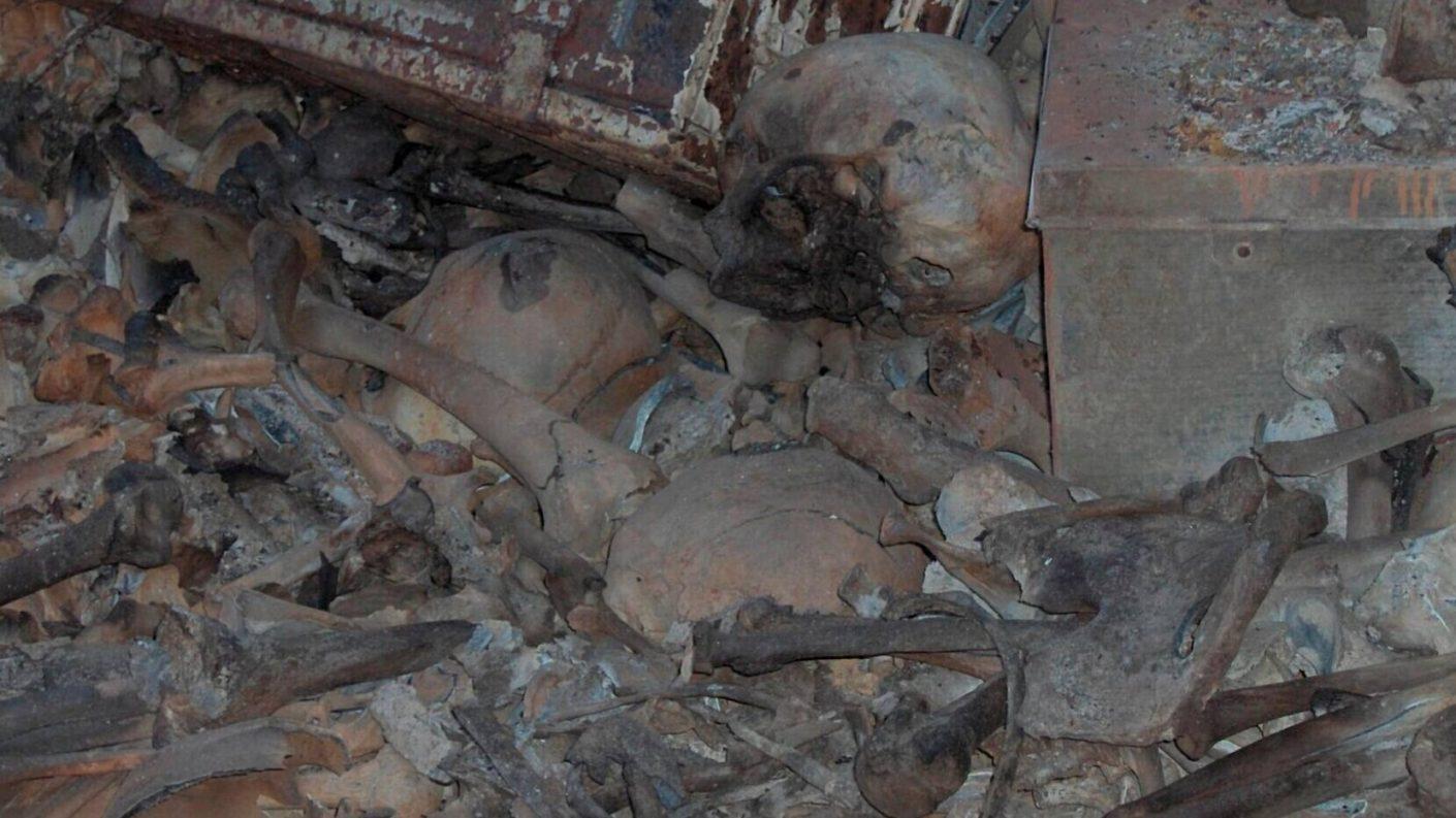 Secta asesina: hallan cadáveres de mujer embarazada y sus seis hijos
