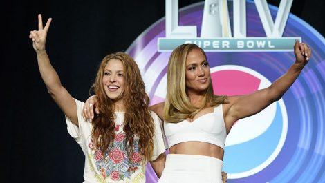 Jlo y Shakira «recordarán la fuerza de los latinos» en el Super Bowl