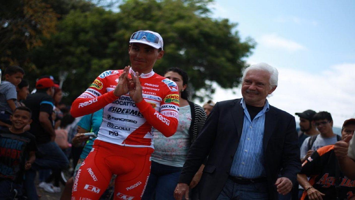 El colombiano Jhonatan Restrepo reinó en Rubio