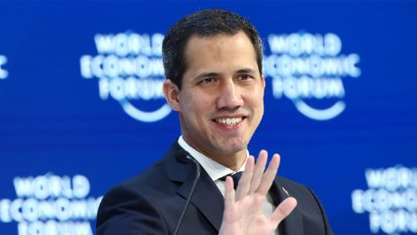 Juan Guaidó aterriza este lunes en Canadá para reunirse con el primer ministro