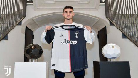 El venezolano Alejandro Marqués firmó con la Juventus