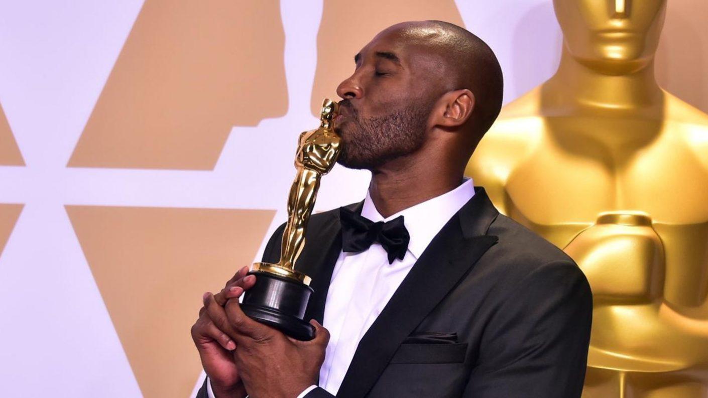 Kobe Bryant será homenajeado en la venidera edición de los Premios Óscar