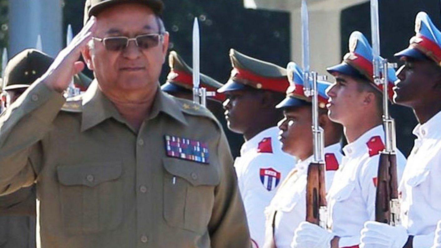 EEUU niega entrada al ministro de las Fuerzas Armadas de Cuba y su familia