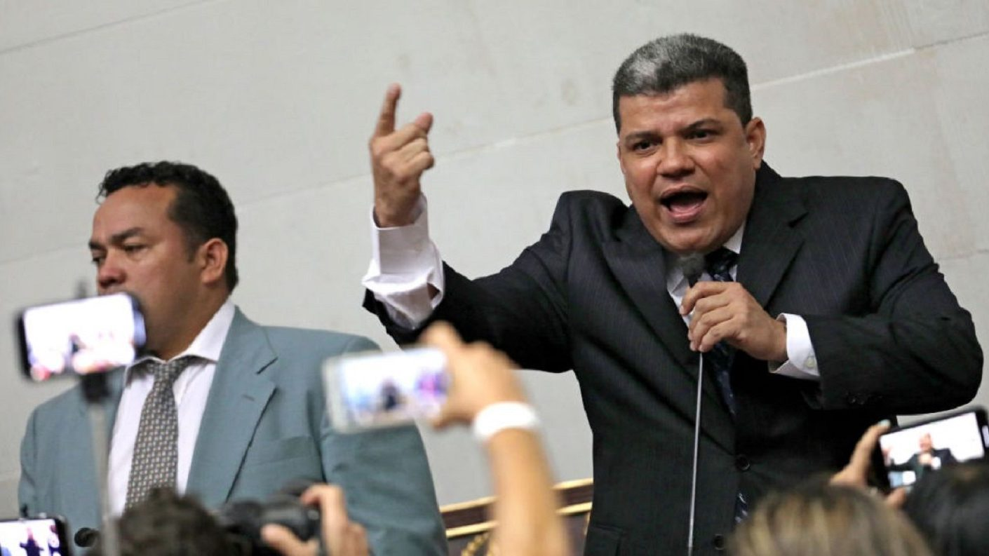 TSJ ratificó a Luis Parra como presidente de la AN