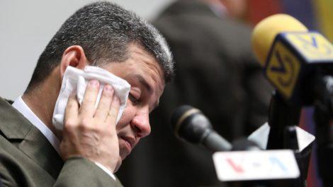 Asamblea de Parra deja puerta abierta al TSJ para elegir rectores del CNE por omisión legislativa