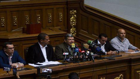 TSJ ordenó a la directiva de la AN presidida por Parra remitir informe sobre su proclamación