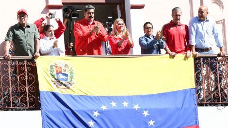 Maduro afirmó que Guaidó viaja «para hacer de su fracaso algo mundial»