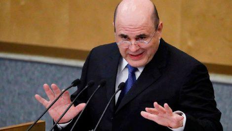 Primer ministro ruso designado por Putin prometió «cambios reales»