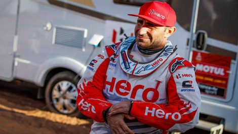Paulo Gonçalves muere tras sufrir fuerte caída en el Rally Dakar