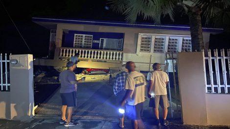 Confirman primera víctima tras el sismo en Puerto Rico