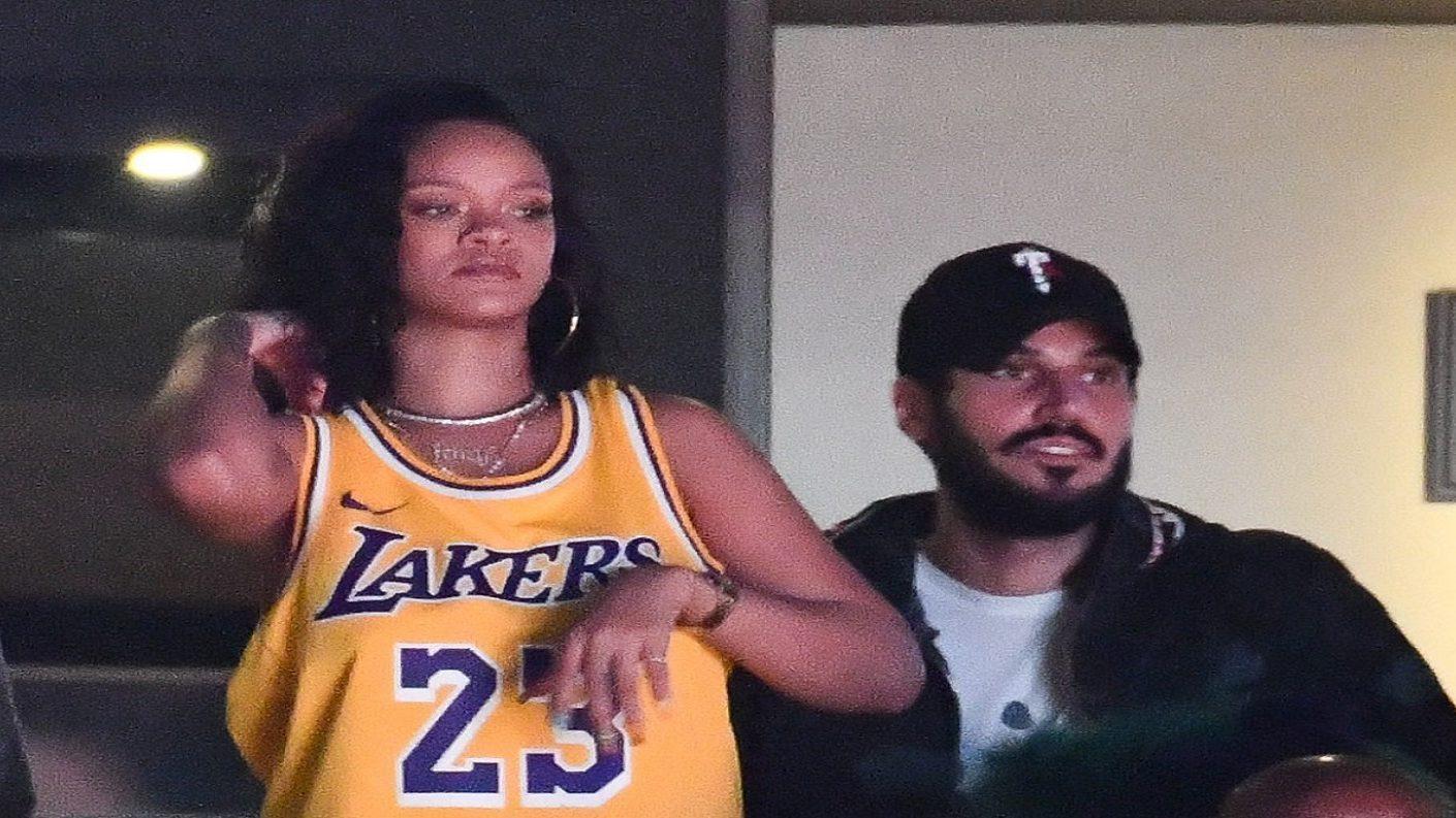 Rihanna terminó su relación con el árabe multimillonario Hassan Jameel