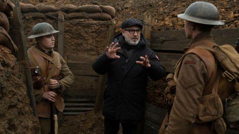 Sam Mendes se llevó el premio de los directores de Hollywood por «1917»