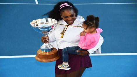 Serena Williams regresa a lo más alto tras ganar el torneo de Auckland