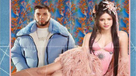 Shakira anuncia sorpresiva colaboración con Anuel AA